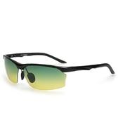 太陽眼鏡-偏光日夜視鏡戶外運動護目防護男-墨鏡-2色73nm30【巴黎精品】