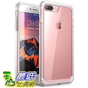 [美國直購] SUPCASE iphone7+ iPhone 7 Plus (5.5吋) 霧面藍/紅/綠/透明框 [Unicorn Beetle Series] 手機殼 保護殼