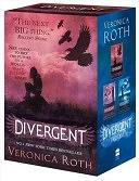二手書博民逛書店《Divergent Series Boxed Set: Divergent; Insurgent; Allegiant》 R2Y ISBN:0007538049