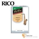 【缺貨】【2號次中音薩克斯風竹片】【美國 RICO La Voz】【Tenor Sax】【Medium Soft】【10片/盒】