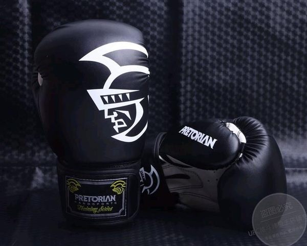 食尚玩家 PRETORIAN拳擊手套男女打沙包散打泰拳擊訓練MMA成人格斗拳套包郵