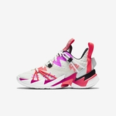 Nike Jordan Why Not Zer0.3 Se (gs) [CN8107-101] 大童鞋 籃球 米 黑