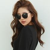 CARIN 太陽眼鏡 MADELEINE C1 (黑玫瑰金-灰鏡片) 韓星秀智代言 女王氣勢貓眼款 墨鏡 # 金橘眼鏡