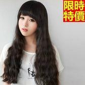 長假髮-韓國時尚蓬鬆長捲髮女美髮用品3色69o37[巴黎精品]