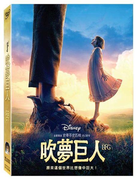 吹夢巨人DVD   The BFG  (購潮8)