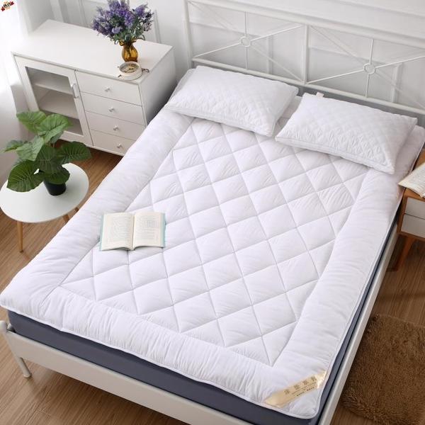 床墊 加厚軟床褥子雙人1.8m米棉質1.5m棉花學生宿舍0.9單人1.2墊被XW 快速出貨