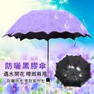 遮陽傘 雨傘 折疊傘 兩用傘 黑膠傘 遇...