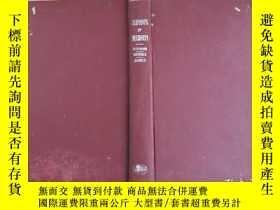 二手書博民逛書店ELEMENTS罕見OF Mechanism 機械原理Y172244 出版1938