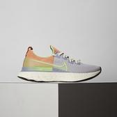 Nike React Infinity Run FK 女鞋 紫橘 襪套 輕量 透氣 避震 慢跑鞋 DC0706-111