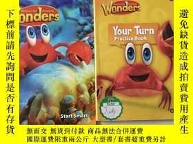 二手書博民逛書店Wonders—Start罕見Smart+1-10,缺9【十冊合