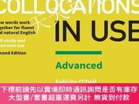 簡體書-十日到貨 R3YEnglishCollocations in Use Advanced Book with Answers