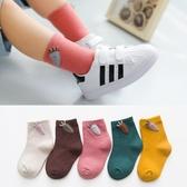 兒童襪子春秋冬季純棉1-3-5-7-9-12歲男女童可愛寶寶大小中筒襪厚