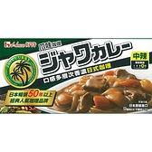 好侍爪哇咖哩-中辣185g/盒【愛買】