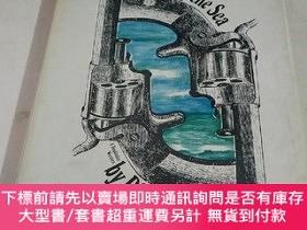 二手書博民逛書店THE罕見RANCH BY THE SEA BY RICHARD WORMSER 理查德沃姆瑟的海邊牧場【毛邊書】