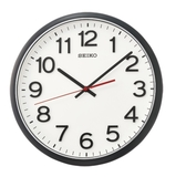CASIO 手錶專賣店 SEIKO 精工 掛鐘專賣店 QXA750K 簡約時尚掛鐘 滑動式秒針 31公分