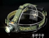 夜釣小頭燈自動感應釣魚強光可充電超亮防水頭戴式迷你超輕頭頂燈  蓓娜衣都