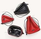 相機皮套 安諾格爾單反相機鏡頭袋a收納r攝影復古6d2便攜g7x佳能5d4尼康 非凡小鋪
