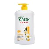綠的抗菌沐浴乳-洋甘菊1000ml【愛買】
