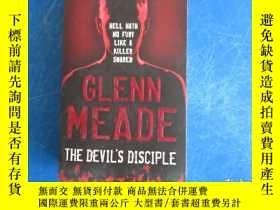 二手書博民逛書店魔鬼門徒罕見The Devils Disciple(Glenn Meade)Y23809 Glenn Mead