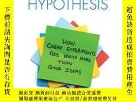 二手書博民逛書店The罕見Innovator s Hypothesis: How Cheap Experiments Are Wo