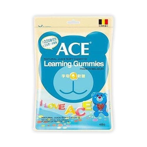 ACE字母Q軟糖