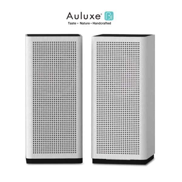 經典數位~AULUXE  S1二件式高級藍牙音箱 支援藍牙 NFC快連功能 觸碰面板 迷陣式回音管設計~