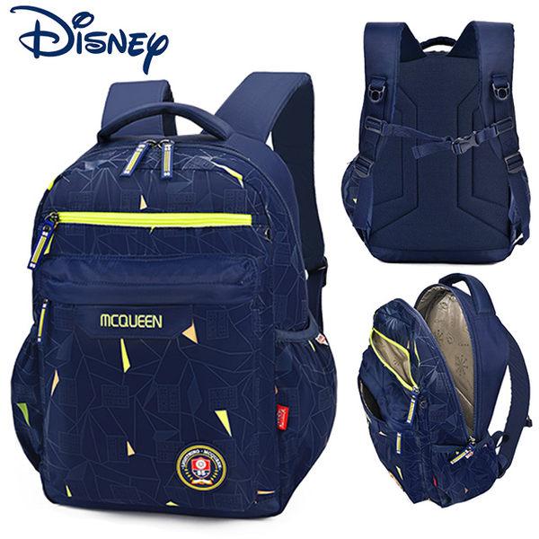 STAR BABY-迪士尼正品 1-3年級適用 小歐巴帥氣輕量/護脊/防潑水 小學生書包