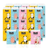 雙11鉅惠 手帕紙 隨身餐巾紙3層8張可濕水面巾紙可愛迷你小包紙巾 森活雜貨