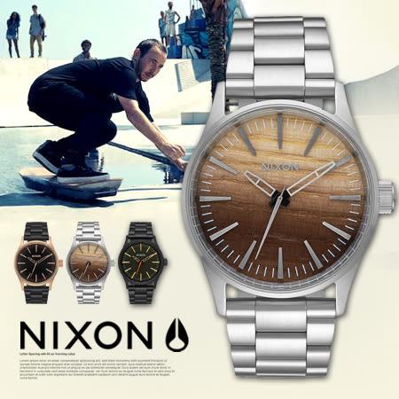 NIXON A450-2457 THE SENTRY 時尚簡約 熱賣中!