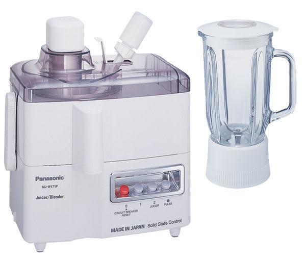 國際 Panasonic 二合一果菜榨汁機 MJ-M171P