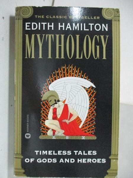 【書寶二手書T1/原文小說_ALP】Edith Hamilton Mythology