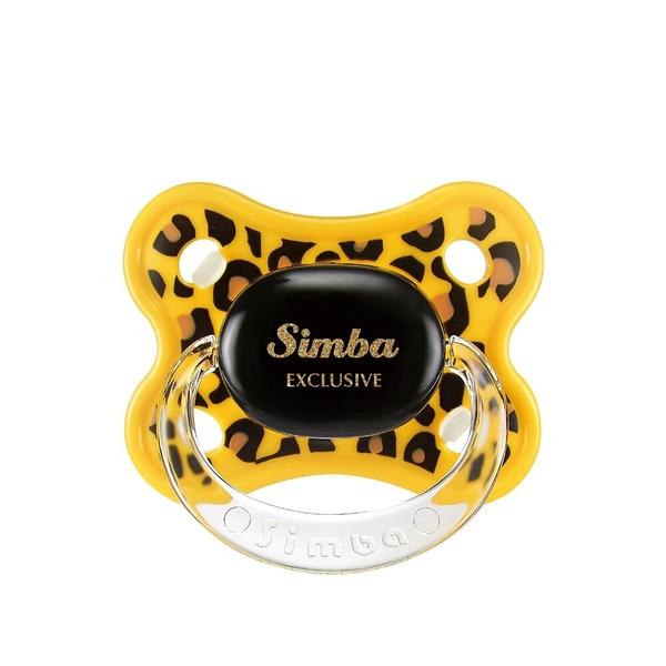 Simba小獅王辛巴 - 森林系列 小花豹拇指安撫奶嘴