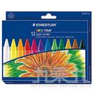 施德樓超寬兒童無毒油蠟筆12色 MS2260NC12