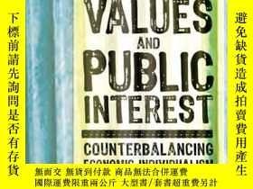 二手書博民逛書店Public罕見Values And Public InterestY256260 Barry Bozeman