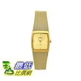 [美國直購 ShopUSA] Skagen Women's 380XSGGG1 Denmark Goldtone Mesh Gold Dial Watch $3122