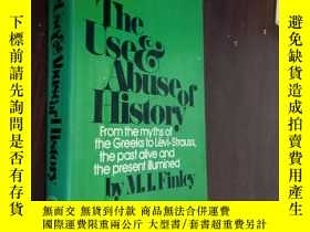 二手書博民逛書店The罕見Use and Abuse of History利用和濫用歷史【精裝毛邊本,書品如圖】Y12880