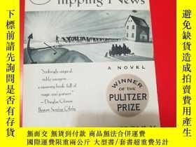 二手書博民逛書店罕見the.shipping.news(航訊)英文原版Y1975