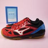【iSport愛運動】 Mizuno 美津濃 SKY BLASTER 羽球鞋 71GA194511 男女款 紅藍