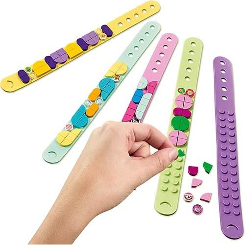 樂高積木 LEGO《 LT41913 》DOTS 系列 豆豆手環 - 超值組 / JOYBUS玩具百貨