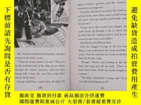 二手書博民逛書店英文原版童書罕見I Survived the Sinking o