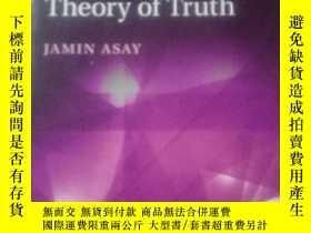 二手書博民逛書店The罕見primitivist theory of truth