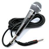 歌手演出賣唱專業有線話筒 K歌有線麥 吉他彈唱音箱動圈式麥克風