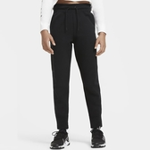 Nike Sportswear 童裝 大童 長褲 棉質 輕質 保暖 鬆緊腰 側袋 黑【運動世界】CZ2595-010