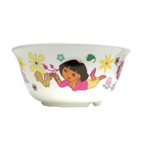 【奇買親子購物網】西式餐碗(HELLO KITTY /DORA朵拉)