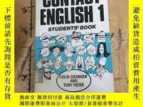 二手書博民逛書店Contact罕見English: Book. 1Y11418