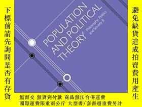 二手書博民逛書店Population罕見And Political Theory (ppas - Philosophy, Poli