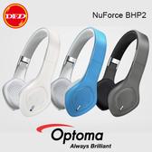 OPTOMA 奧圖碼  NuForce BHP2 折疊式藍牙耳機 公司貨 原廠保固