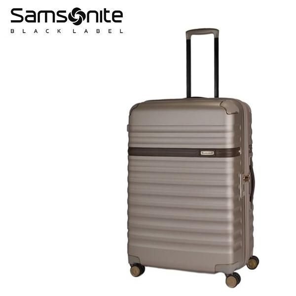 ↘7折Samsonite Black Label新秀麗RICHMOND 89S頂級奢華黑標 25吋行李箱 附保護套 (多色)