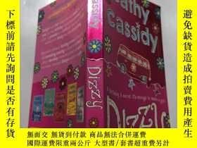 二手書博民逛書店Cathy罕見cassidy dizzy : 凱茜卡西迪頭暈Y212829