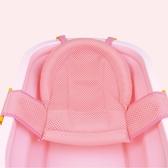 嬰兒洗澡浴網新生兒防滑可調節T形浴盆網兜